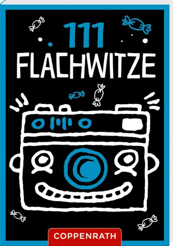 Cover-Bild 111 Flachwitze