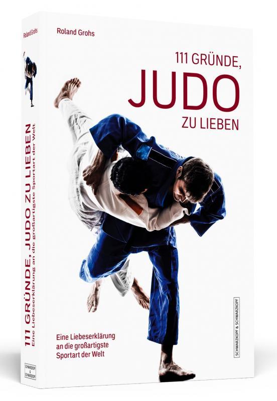 Cover-Bild 111 Gründe, Judo zu lieben
