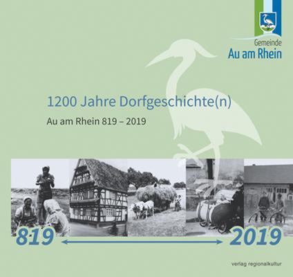 Cover-Bild 1200 Jahre Dorfgeschichte(n)
