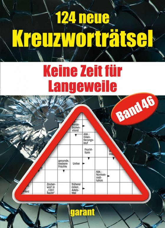 Cover-Bild 124 neue Kreuzworträtsel Band 46