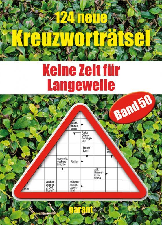 Cover-Bild 124 neue Kreuzworträtsel Band 50