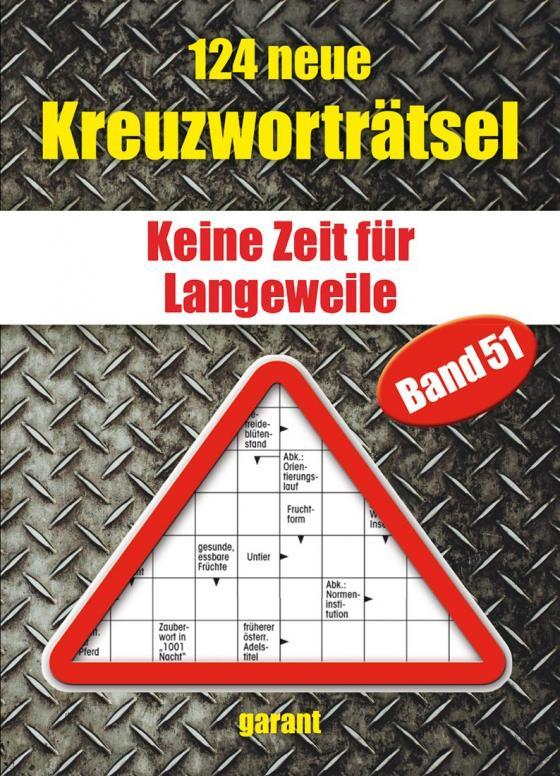 Cover-Bild 124 neue Kreuzworträtsel Band 51