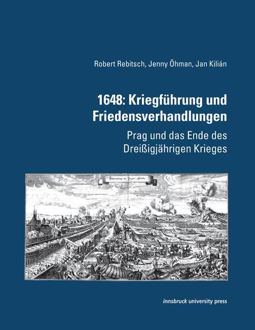 Cover-Bild 1648: Kriegführung und Friedensverhandlungen