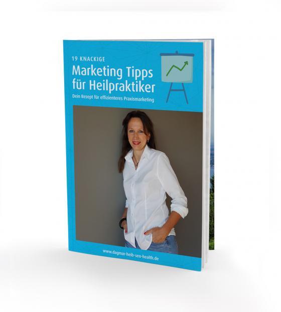 Cover-Bild 19 knackige Marketing Tipps für Heilpraktiker