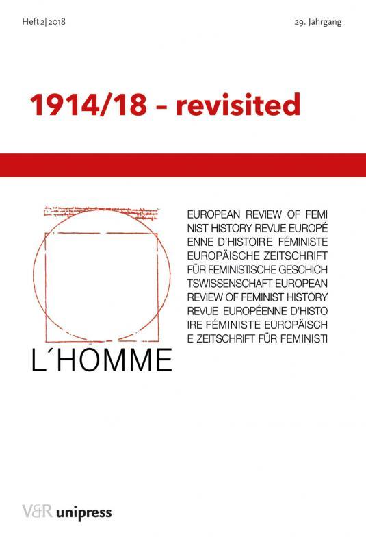 Cover-Bild 1914/18 – revisited