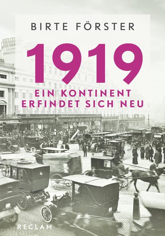 Cover-Bild 1919
