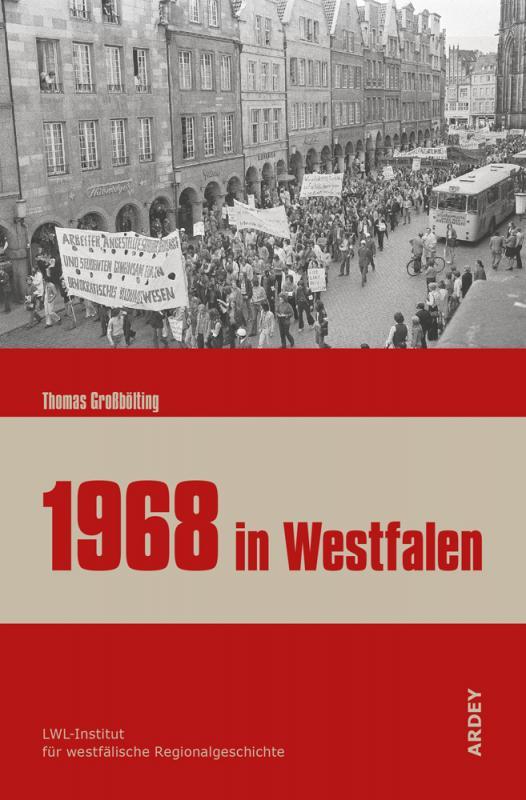 Cover-Bild 1968 in Westfalen