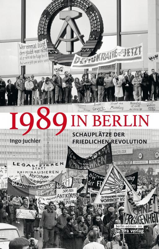 Cover-Bild 1989 in Berlin