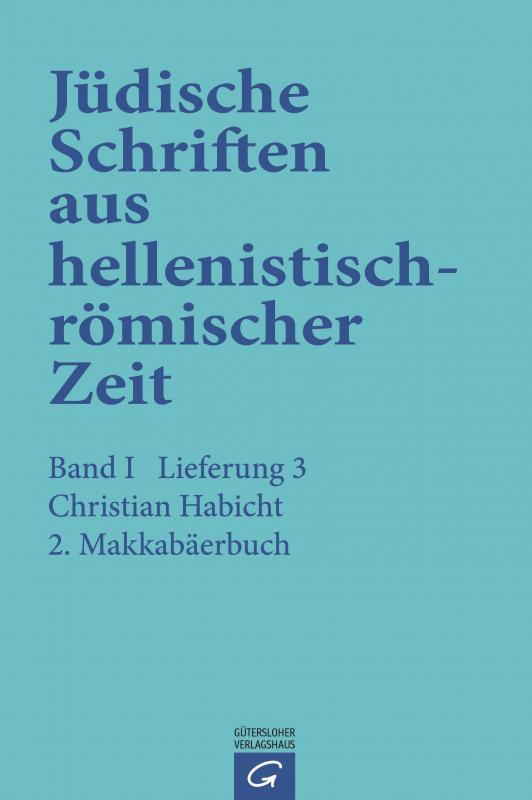 Cover-Bild 2. Makkabäerbuch