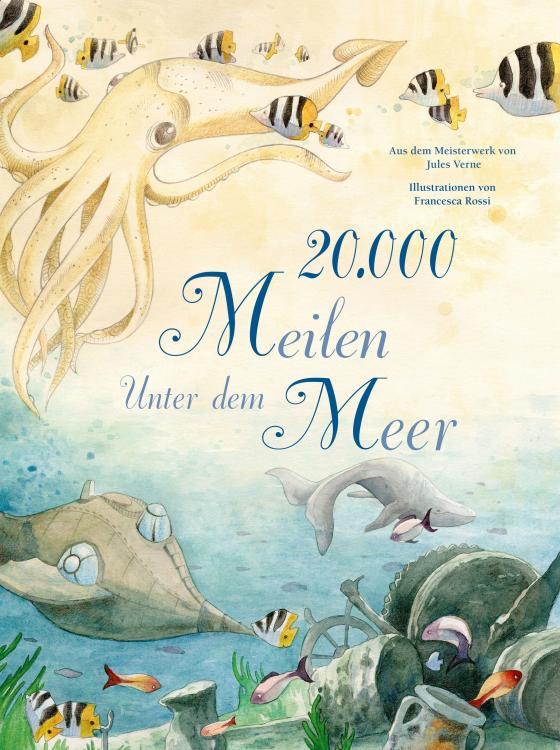 Cover-Bild 20.000 Meilen unter dem Meer