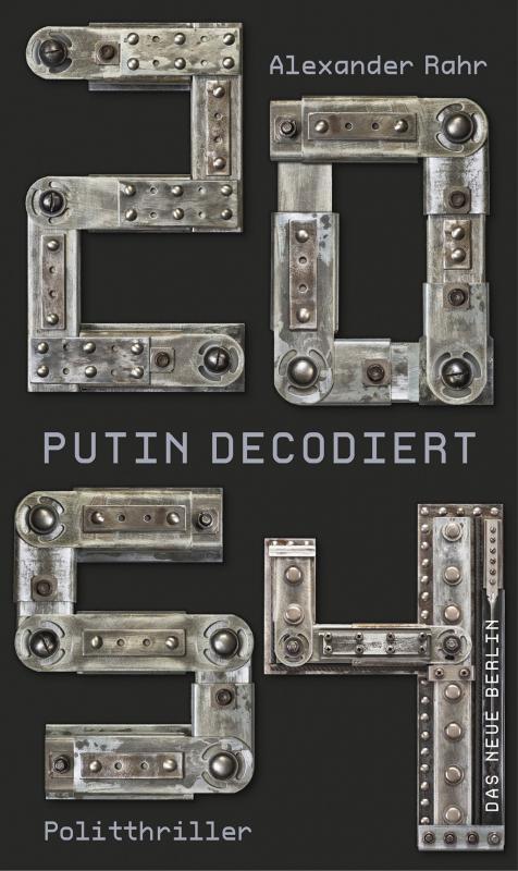 Cover-Bild 2054 – Putin decodiert