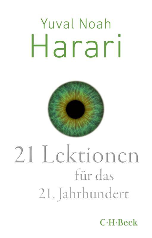 Cover-Bild 21 Lektionen für das 21. Jahrhundert
