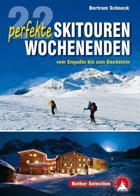 Cover-Bild 22 perfekte Skitouren-Wochenenden