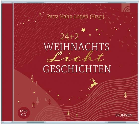 Cover-Bild 24+2 WeihnachtsLichtGeschichten