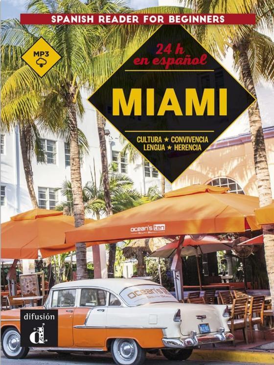 Cover-Bild 24 horas en español. Miami