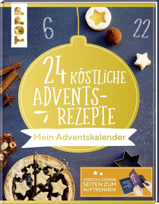 Cover-Bild 24 köstliche Adventsrezepte. Mein Adventskalender