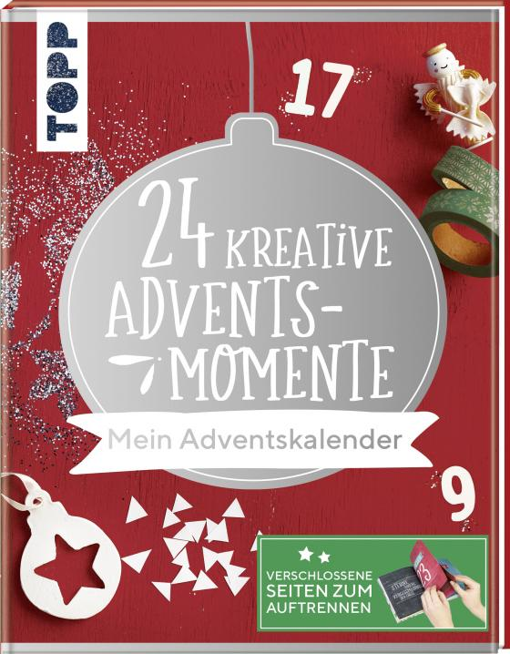 Cover-Bild 24 kreative Adventsmomente. Mein Adventskalender