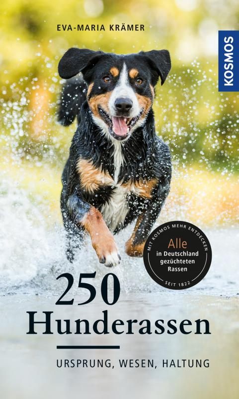 Cover-Bild 250 Hunderassen