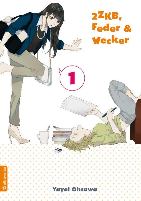 Cover-Bild 2ZKB, Feder & Wecker 01