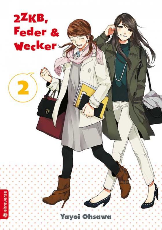 Cover-Bild 2ZKB, Feder & Wecker 02