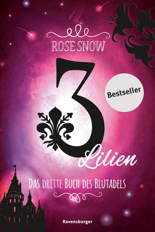 Cover-Bild 3 Lilien, Das dritte Buch des Blutadels