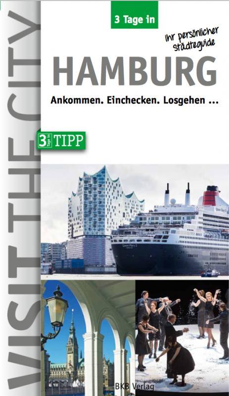 Cover-Bild 3 Tage in Hamburg