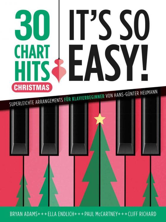 Cover-Bild 30 Chart-Hits - It's so easy! Christmas