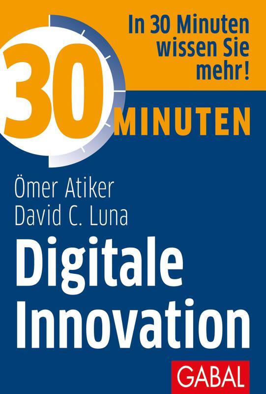 Cover-Bild 30 Minuten Digitale Innovation