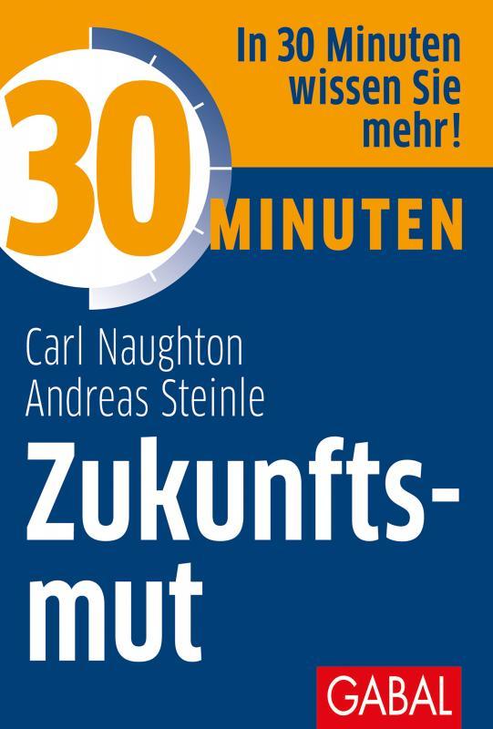Cover-Bild 30 Minuten Zukunftsmut