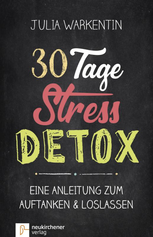 Cover-Bild 30 Tage Stress-Detox