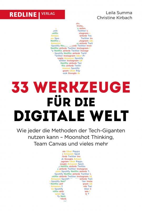 Cover-Bild 33 Werkzeuge für die digitale Welt