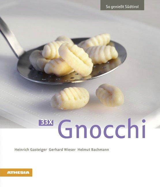 Cover-Bild 33 x Gnocchi