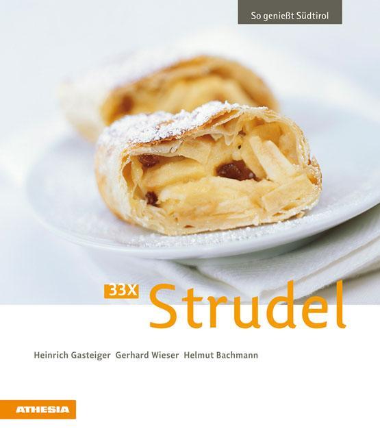 Cover-Bild 33 x Strudel