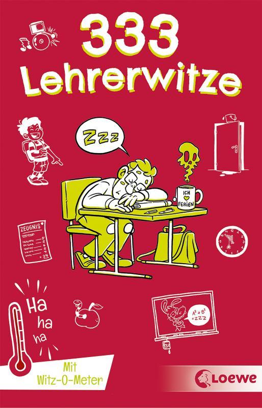 Cover-Bild 333 Lehrerwitze