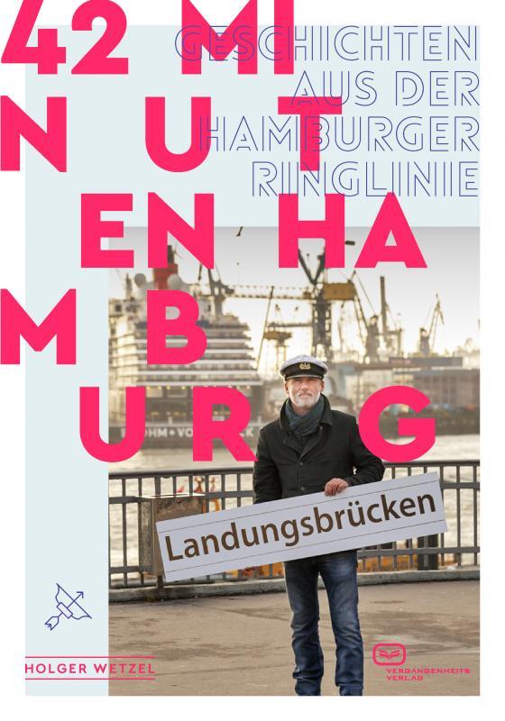 Cover-Bild 42 Minuten Hamburg
