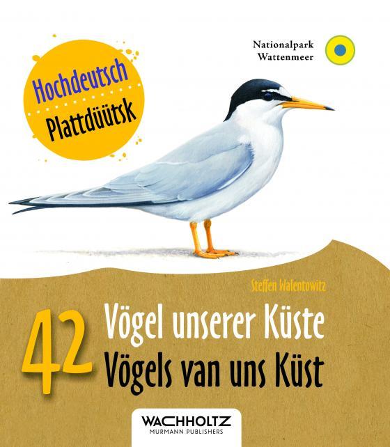 Cover-Bild 42 Vögel unserer Küste