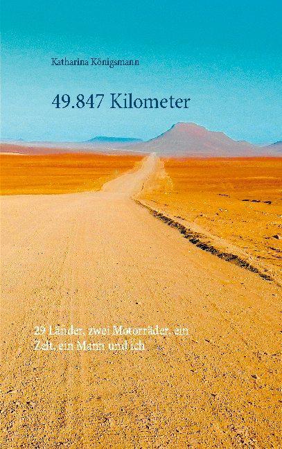 Cover-Bild 49.847 Kilometer