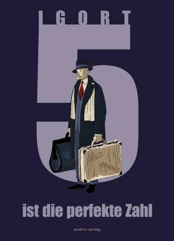 Cover-Bild 5 ist die perfekte Zahl Deluxe