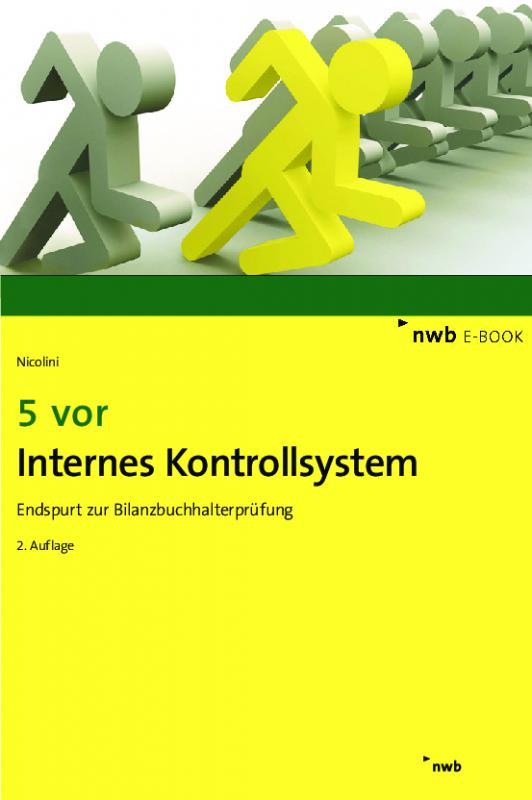 Cover-Bild 5 vor Internes Kontrollsystem