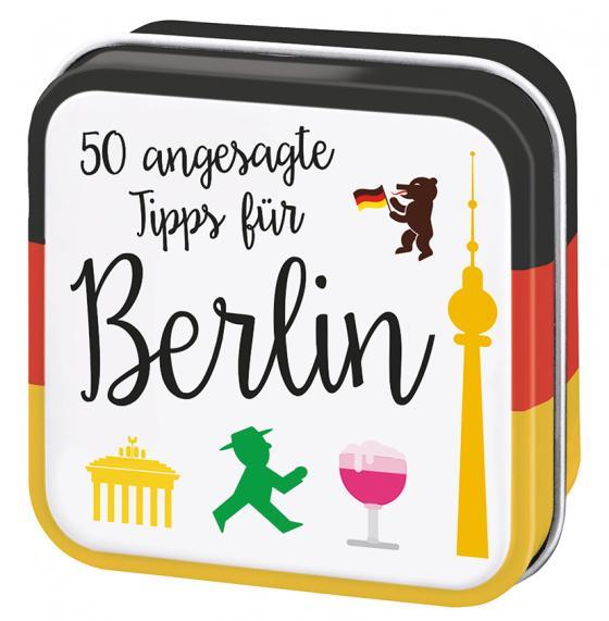 Cover-Bild 50 angesagte Tipps für Berlin