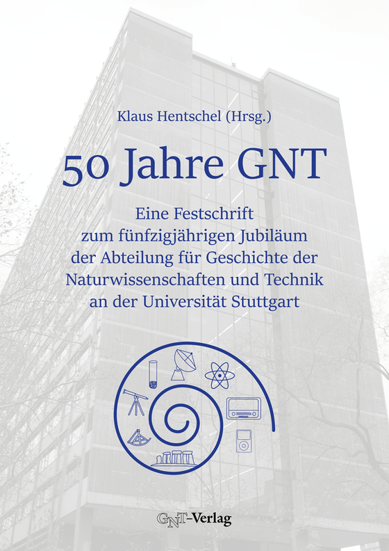 Cover-Bild 50 Jahre GNT