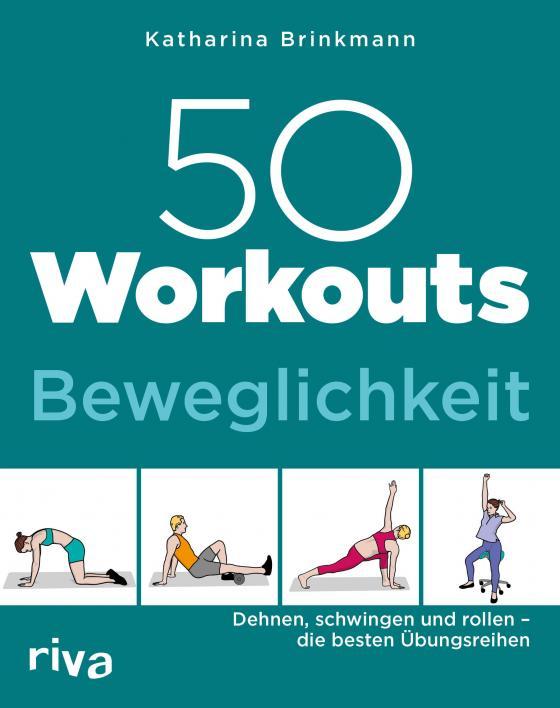 Cover-Bild 50 Workouts – Beweglichkeit