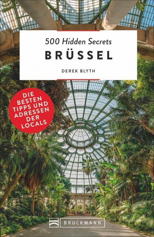 Cover-Bild 500 Hidden Secrets Brüssel
