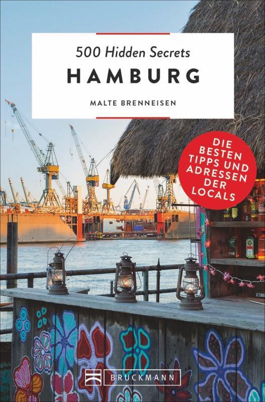 Cover-Bild 500 Hidden Secrets Hamburg
