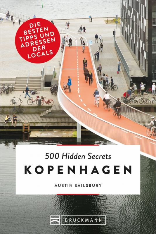 Cover-Bild 500 Hidden Secrets Kopenhagen