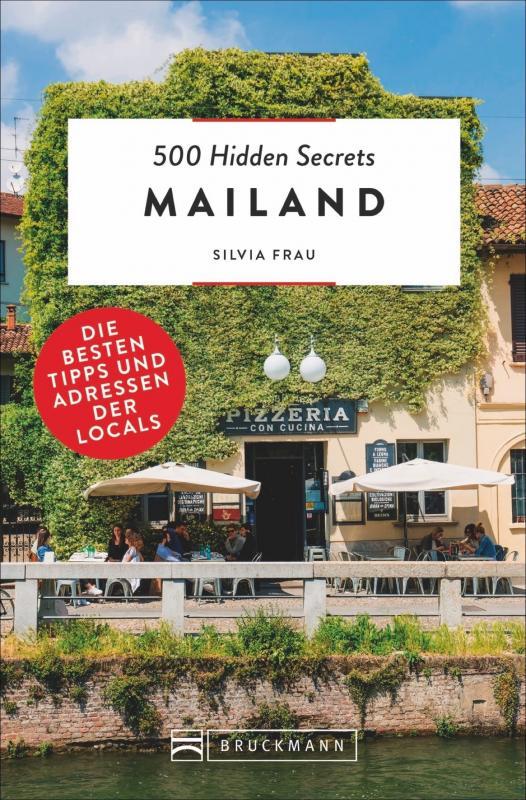 Cover-Bild 500 Hidden Secrets Mailand