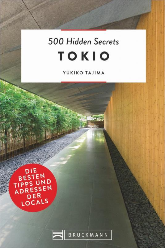 Cover-Bild 500 Hidden Secrets Tokio