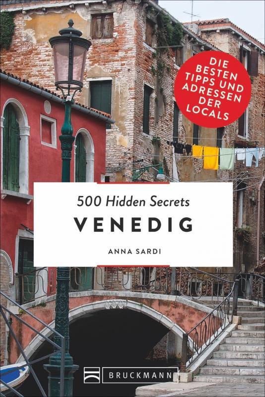Cover-Bild 500 Hidden Secrets Venedig