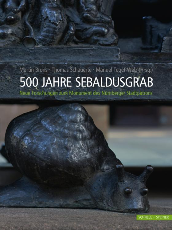 Cover-Bild 500 Jahre Sebaldusgrab