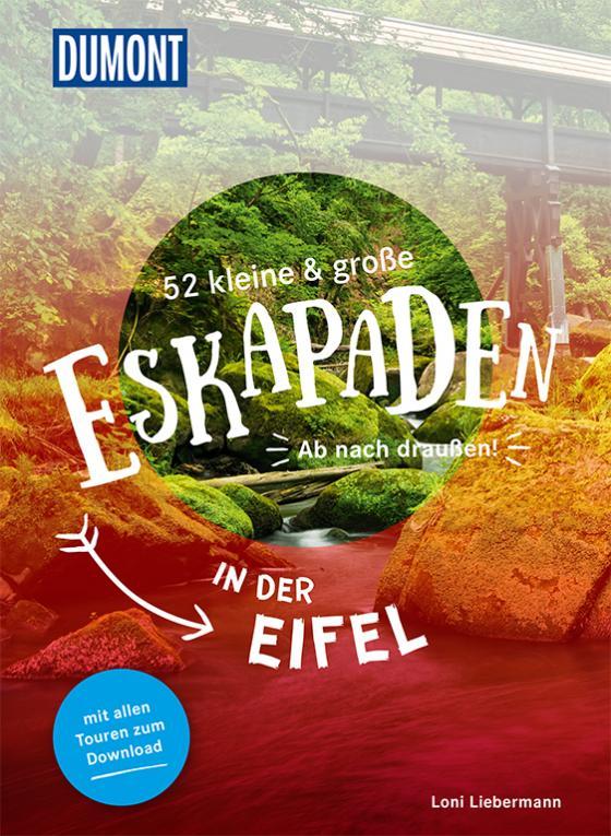 Cover-Bild 52 kleine & große Eskapaden in der Eifel